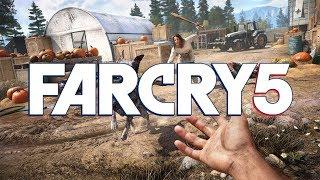 Опубликован новый жестокий трейлер Far Cry 5 + РУССКАЯ ОЗВУЧКА