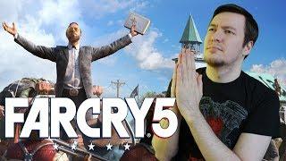 НЕУЖЕЛИ ШУТЕР ГОДА?? Большой обзор Far Cry 5 - Деревенское безумие