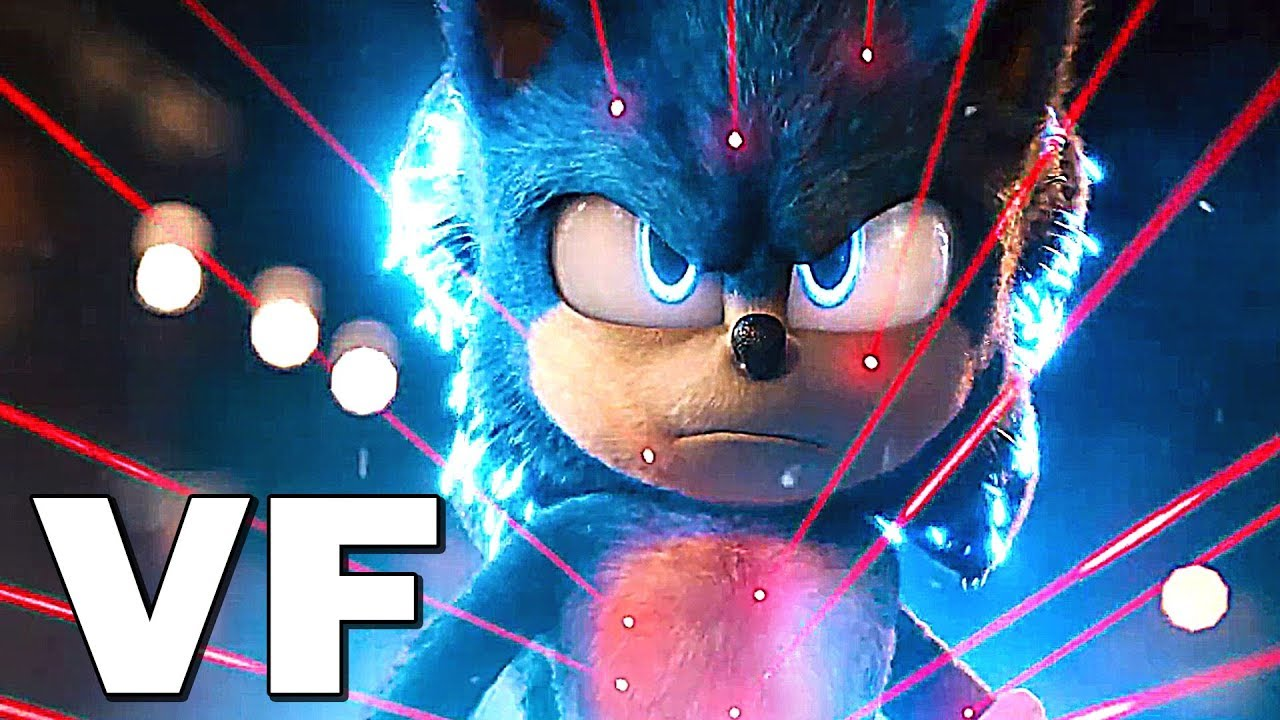 Sonic Bande Annonce Vf 2019 Nouveau Film Youtube