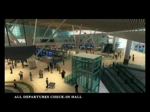 Cape Town International Airport 2010
