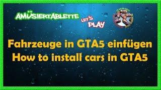 GTA5 LSPDFR / Installieren von Fahrzeugskins - How to install carskins (german/deutsch)