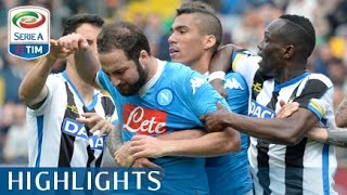 Udinese - Napoli  3-1 - Highlights - Matchday 31 - Serie A TIM 2015/16 streaming