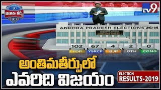 Political analysis : Who will win 2019 elections in Andhra Pradesh? - TV9