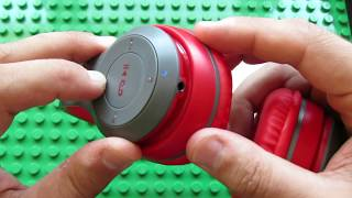 Unboxing P47 Wireless Bluetooth Headphones