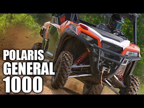 Test Ride Polaris General 1000
