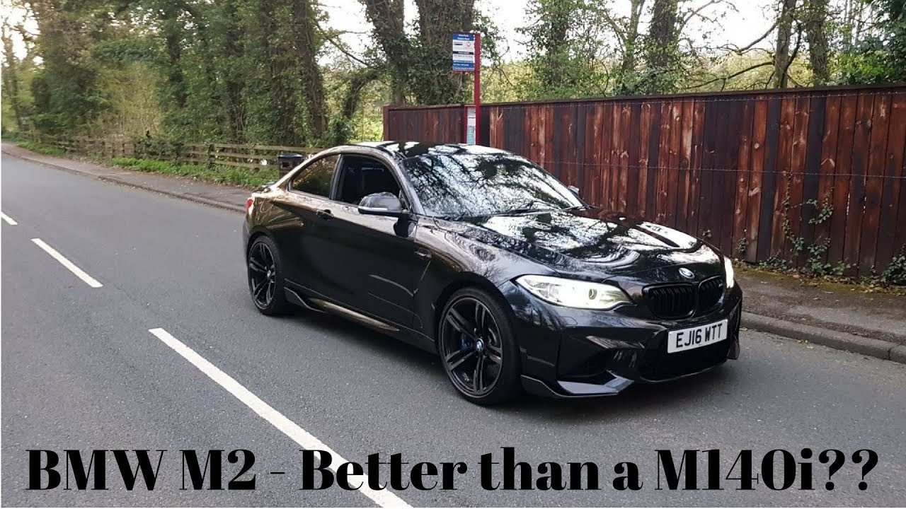Should you buy the BMW M2 over the M140i ???