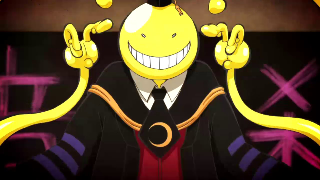 Assassination Classroom Episode 1 暗殺教室 Review - Koro
