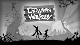 Crowman & Wolfboy iPhone / iPad GamePlay