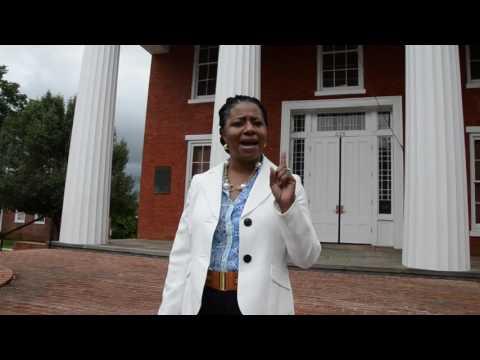Alfreda Jarrett Reynolds Commissioner of Revenue