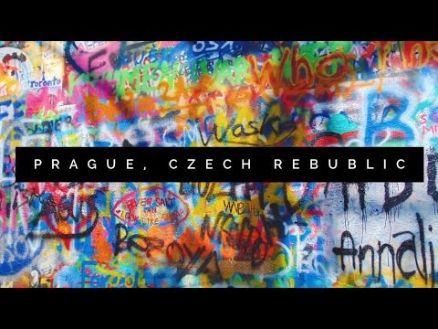 TRAVEL MONTAGE - Prague, Czech Republic 2017
