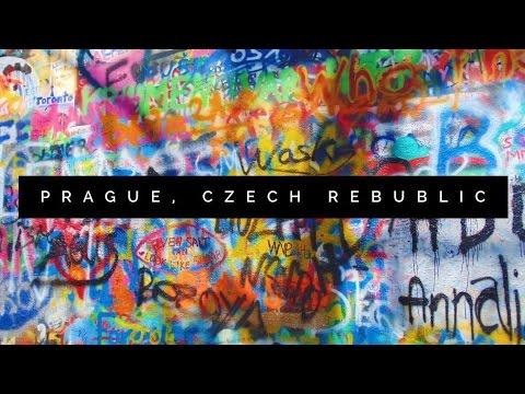 TRAVEL MONTAGE - Prague, Czech Republic 2017