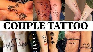New Couple Tattoo Designs 2019 | Latest Couple Tattoos Ideas | Couple Tattoos Ideas Gallery