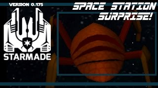 "StarMade 0.175 Update ""Space Station Surprise"""