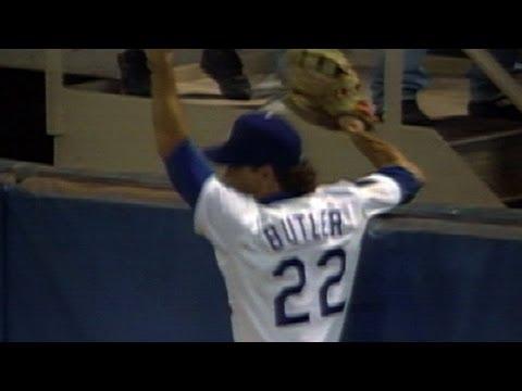 Butler's incredible catch