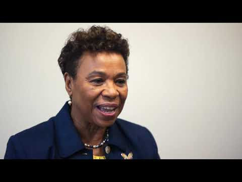 Public Service Center: Congresswoman Barbara Lee Honors Public Service at Berkeley