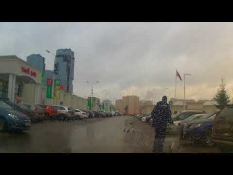 Moscow, 02.12.2017, the roads, the weather, the atmosphere, the chronicle