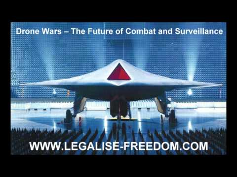 Drone Wars - The Future of Combat and Surveillance
