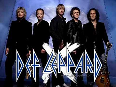 Def leppard lets get rocked R rated version