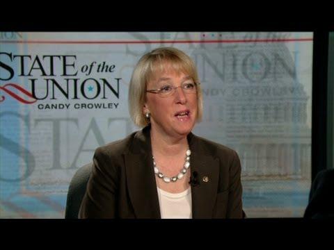 Sen. Murray sees strong Democratic Senate
