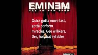 Download Eminem - Business (lyrics) MP3 song and Music Video