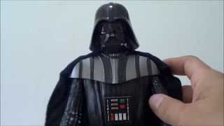 HASBRO STAR WARS: ANAKIN TO DARTH VADER 2 FIGURES IN 1