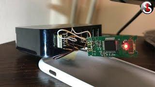 Ремонт USB флешки с отломаным разъемом