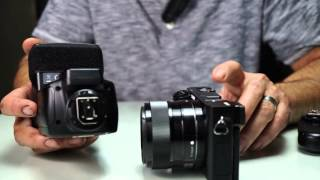 Sony ILCE a6000 Hot Shoe for flashes fix Updated -How to.