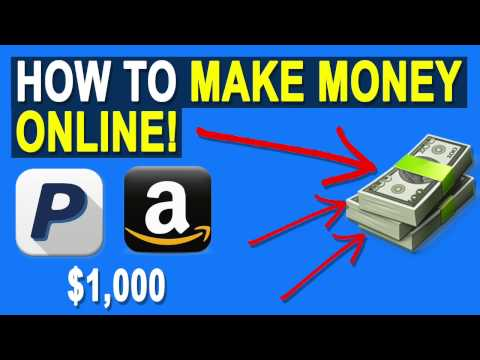 How to get Free PayPal Money   How to Make money online   FREE money 2017