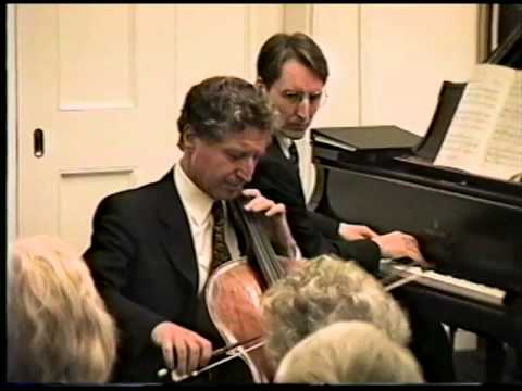 Ernest Bloch - Prayer (for Cello and Piano)