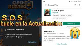 Clash Royale, Bucle en la Actualizacion del 28 enero 2019