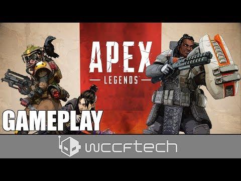 Apex Legends PS4 Pro Gameplay