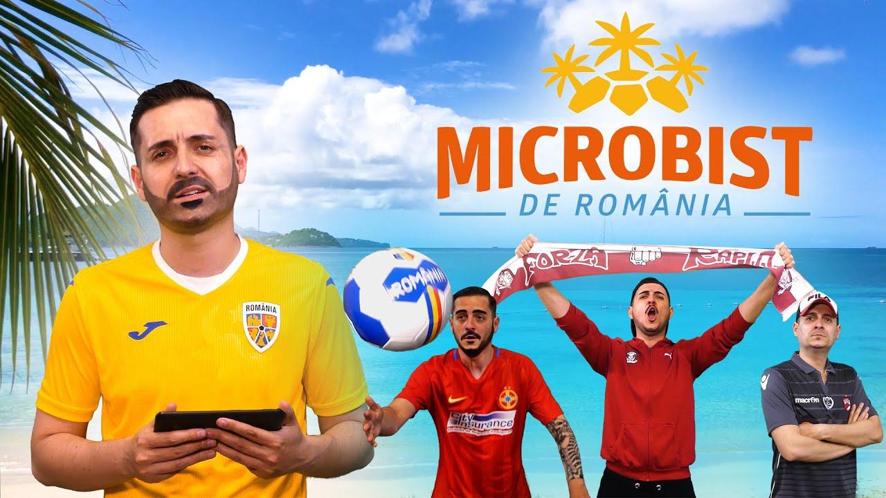 Microbist de Romania (parodie)