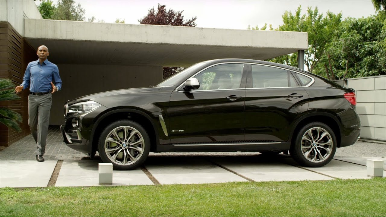 Bmw 2017 X6 Interior >> The all-new BMW X6: All you need to know. - YouTube