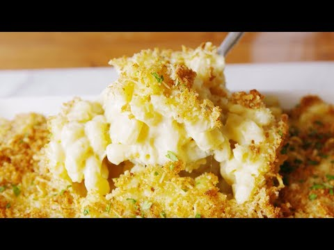 How To Make The Cheesiest Mac 'N' Cheese EVER | Delish Insanely Easy