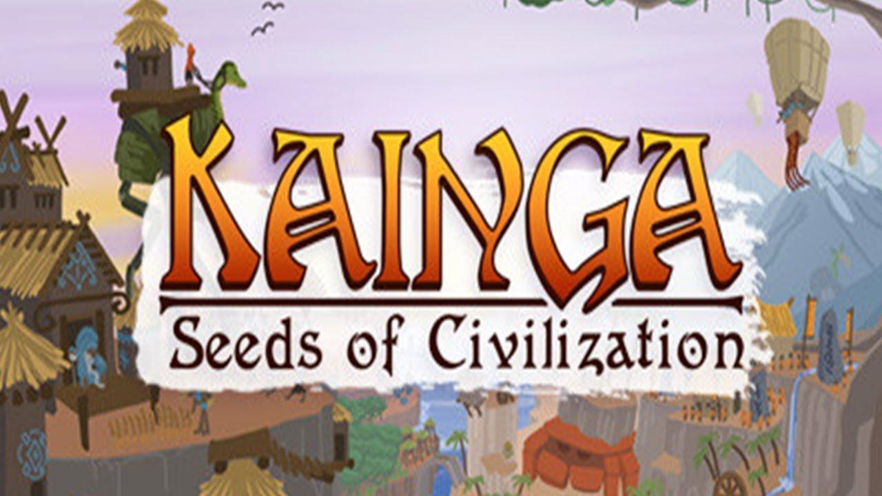 Kainga - 過酷な気候、巨大な獣などファンタジーな世界の村作りゲーム【実況】