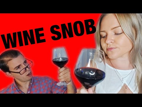 How to Sound like a WINE SNOB | Wine Tasting Terms for Beginners