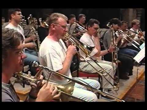 Recording 76 Trombones