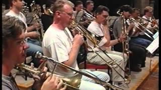 "Recording ""76 Trombones"""