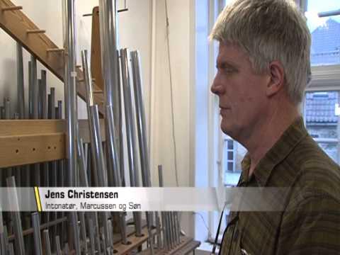 Musikkens Hus Aalborg - Marcussen orglet