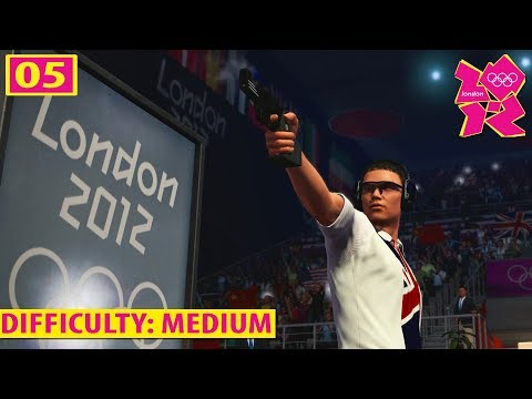 OFFICIAL GAME OF THE OLYMPIC GAMES LONDON 2012 | #OLYMPICS 05