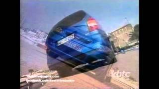 2002 Opel Zafira OPC Review