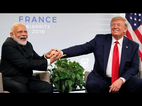 When Modi, Trump shared a funny moment over 'English' at G7 Summit