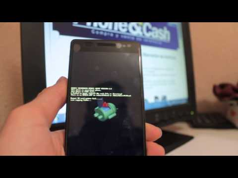 Huawei Ascend P6 - Resetear | Reestablecer | Hard Reset | Recovery Mode - Phone&Cash