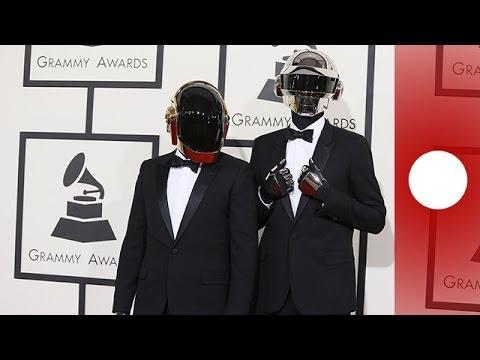 Daft Punk, gran triunfador de los premios Grammy con su
