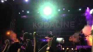 All I Want - Kodaline Live in Singapore