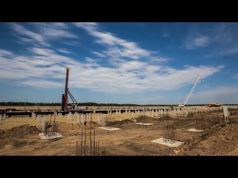 Chinese Companies Build Kazakhstan's First Light Rail
