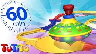 TuTiTu Specials | Dreidel | And Other Popular Toys For Children | 1 HOUR Special