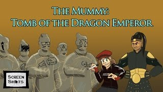 The Mummy: Tomb of the Dragon Emperor: Screen Shots