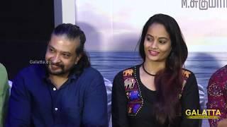 Kathirupor Pattiyal AudioLaunch | Vishal | Suja Varunee |Sean Roldon | Sachin Mani | Nandhitha