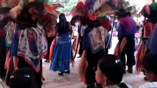 Celebracion del 10 de mayo de Xonalpu Puebla